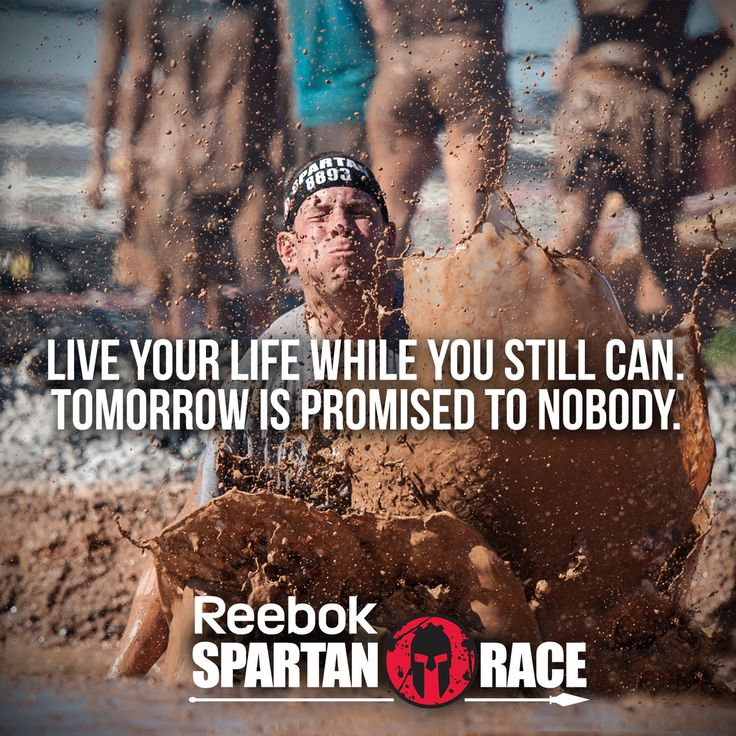 Embrace life! #WhyIRace #SpartanRace For more motivation tune in: http://sprtn.im/SpartanUP-Podcast!