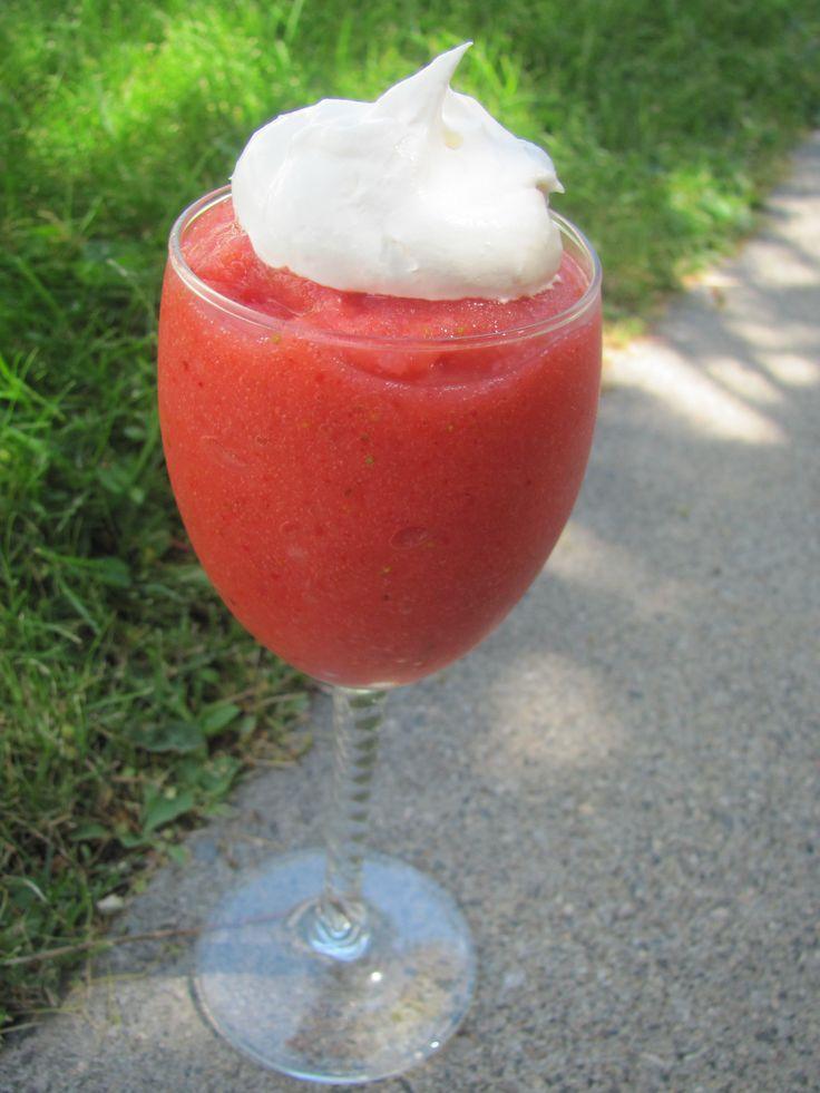 Strawberry Daiquiris