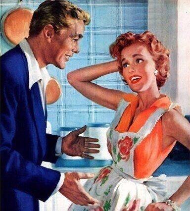 Чтобы не испортить себе жизнь и не пpидумывать любовь там, где её нет, периодически напоминай себе: если мужик хочет быть с тобой, он будет.