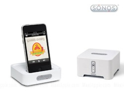Play music directly from your iPhone, iPod. #sonos #dock