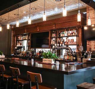 QC Bar New Orleans Restaurant InteriorsAwesome