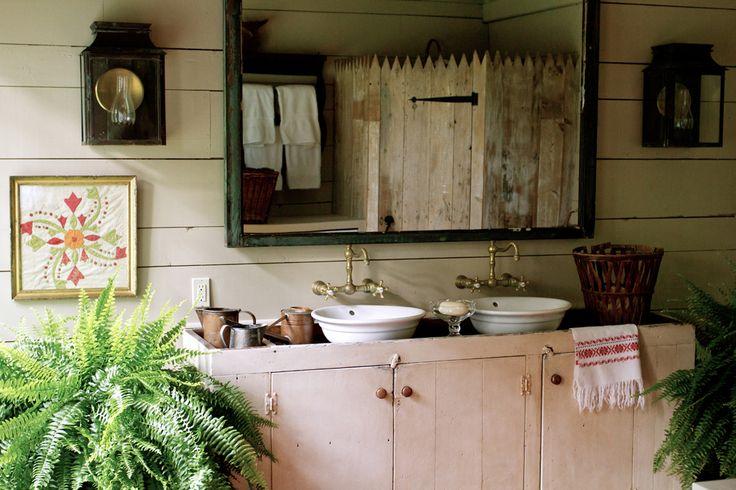 Country Bathroom Decor: 130 Best Images About Colonial Bathroom On Pinterest