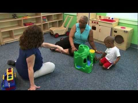 Great tips on playing with toys with Autistic children