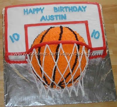 basketball court cakes | basketball cake image search results