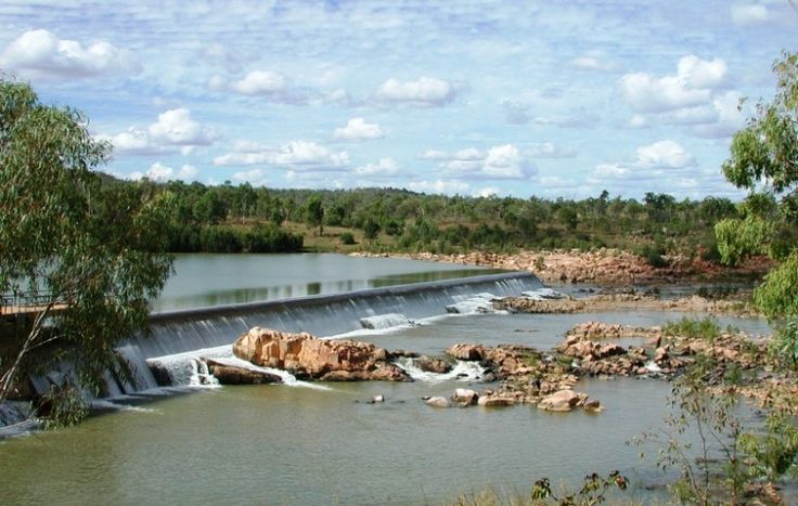 Agricultural development proposed for Hells Gate Dam upstream from Burdekin River Weir in North Queensland