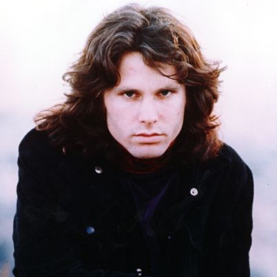 Jim Morrison, lead singer of The Doors. Although Morrison died in 1971 - two years after the Stones' Brian Jones - both men died on July 3 and at the age of 27.