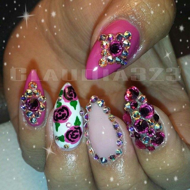 love this #nail #nails #nailart #unha #unhas #unhasdecoradas