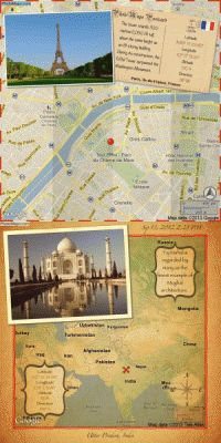 9 best history images on pinterest itunes lab and app store transform photos into mapped masterpieces gumiabroncs Gallery