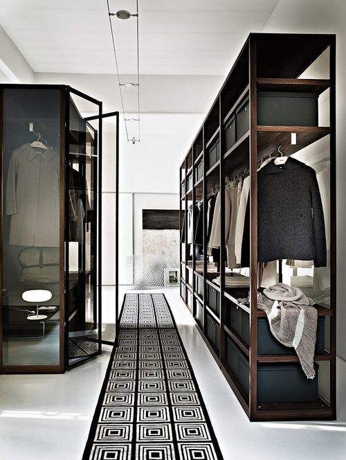 Love this wardrobe.