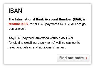 International Bank Account Number (IBAN)