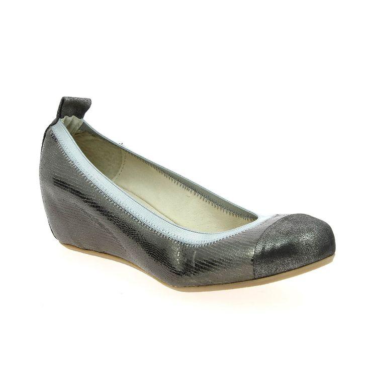 COCO&ABRICOT Ballerine compensée et ajustable à votre pied pour un confort optimal COCAGLIT Bronze 01 vue 1