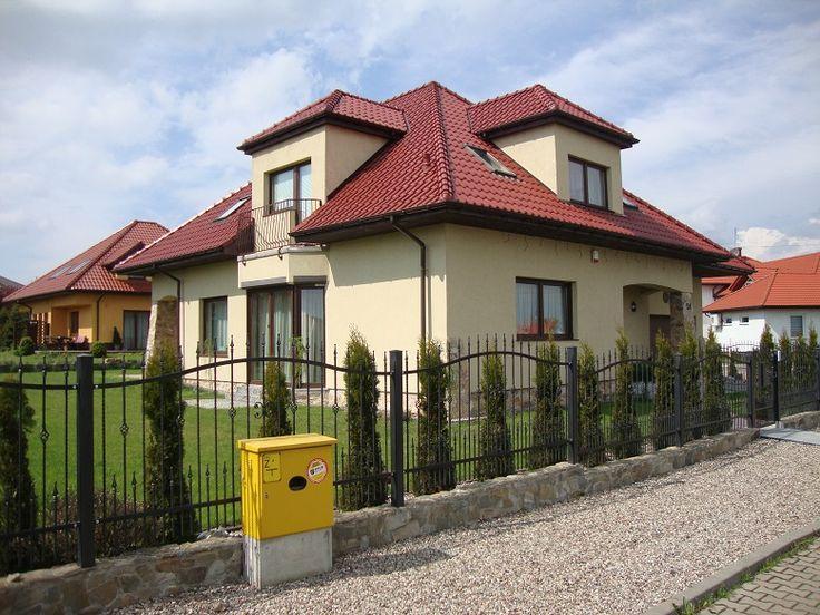 Realizacja Agnieszka widok części ogrodowej #ogród #dom #projekt