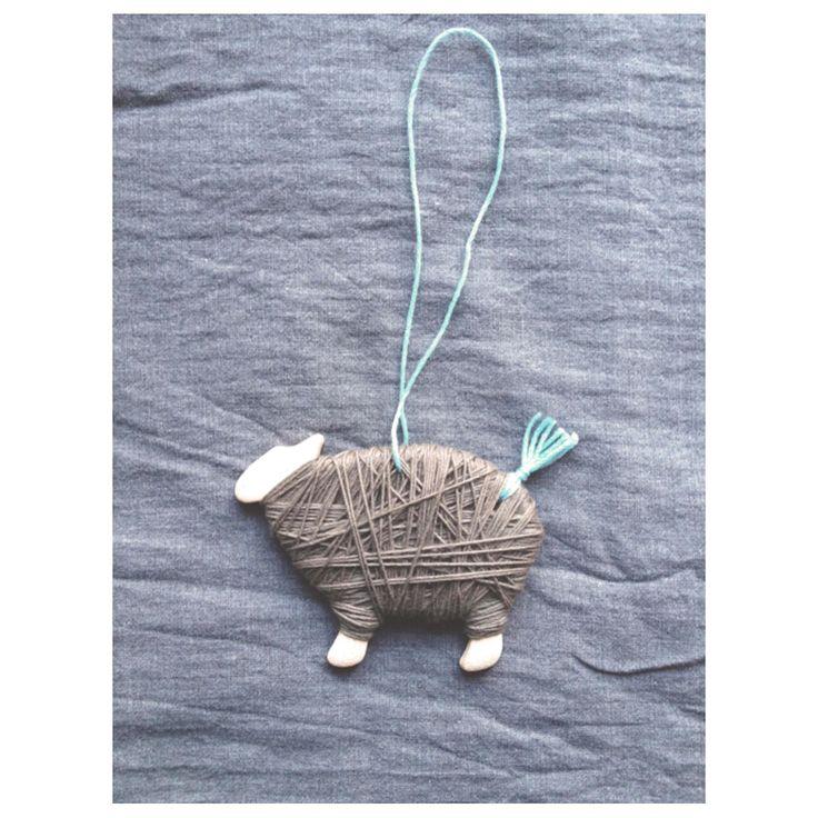 Baa~Lamb Lamb Sheep 양 바램 도자기 Ceramic atelier shop PAUL AVRIL 폴 아브릴