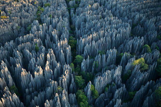 Bosque de piedras, Yunnan - thegreatmoustache.com