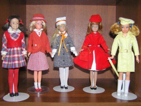 Вещи для кукол барби из бумаги