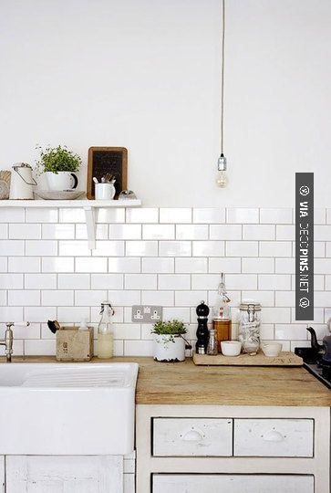 15 besten Wohnideen Bilder auf Pinterest - spritzschutz mit kuchenruckwand 85 effektvolle ideen