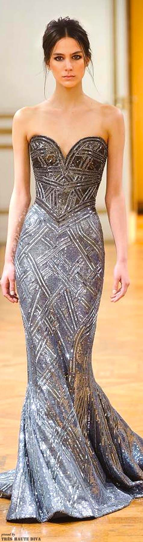Zuhair Murad HC Autumn 2013 (The Gown Boutique), sexy evening gown