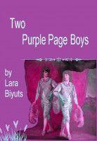 Two Purple Page Boys, an ebook by Lara Biyuts at Smashwords