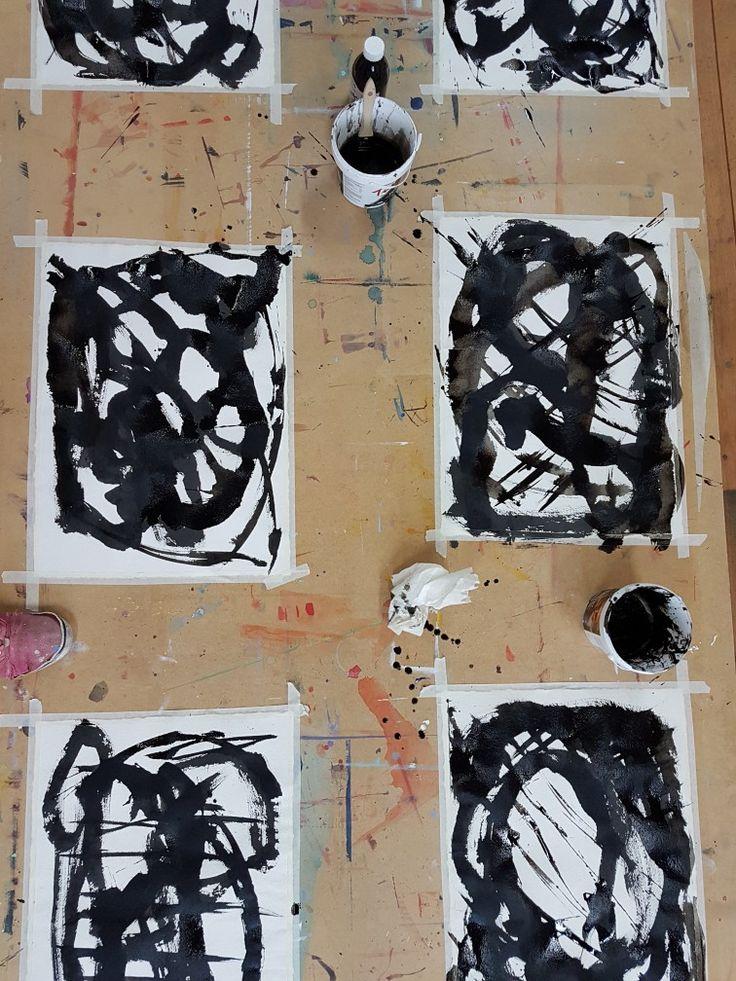 Art in progress, Maria Ytterlid.