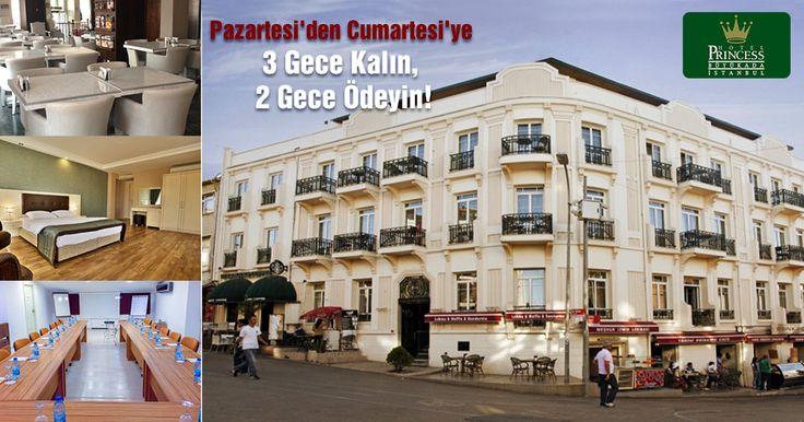 İstanbul'un büyüleyici manzarasına karşı konaklama ayrıcalığı sunan Büyükada Princess Hotel, konforlu  odaları, kaliteli hizmeti ile misafirlerine şehrin stresinden uzak huzur ve keyif dolu anlar yaşatıyor… Rezervervasyon ve ayrıntılı bilgi için ☎️ 444 33 98 http://princess.buyukadaotel.com.tr/  #büyükadaotelleri #büyükadaotel #büyükadaotelfırsatları #büyükadatatil #princessotel