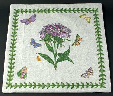 Amazon.com: Portmeirion Botanic Garden Cushion Cover, Fine China Dinnerware: Kitchen & Dining