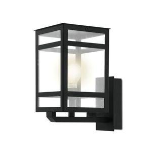 Mini Quatro Lantaarn | STONE BASE GARDEN LIGHT | Buitenverlichting - Wandlampen | Lichtkunde