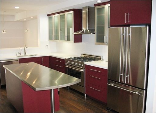 Best Quality #Kitchen #Cabinets #Design By Craftsman Glossy White And
