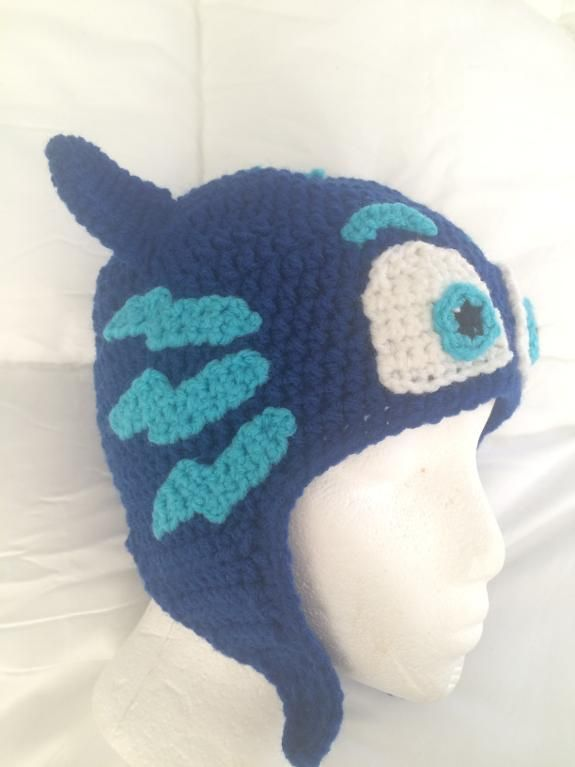 Catboy Inspired By Pj Masks Names Crocheting And Masks