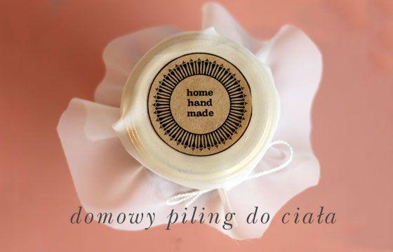 peeling do ciała, body scrub, hand made, diy, i-love-diy.com