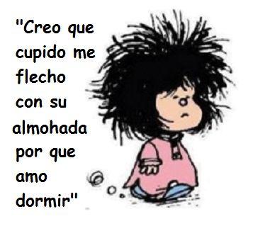 Amo dormir...!!!
