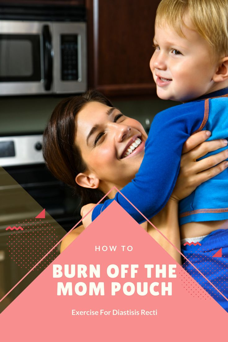 burn off the mommy tummy. lost the baby weight. postpartum exercise