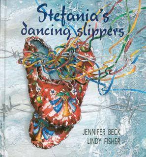 Image result for stephania's dancing slippers jennifer bek