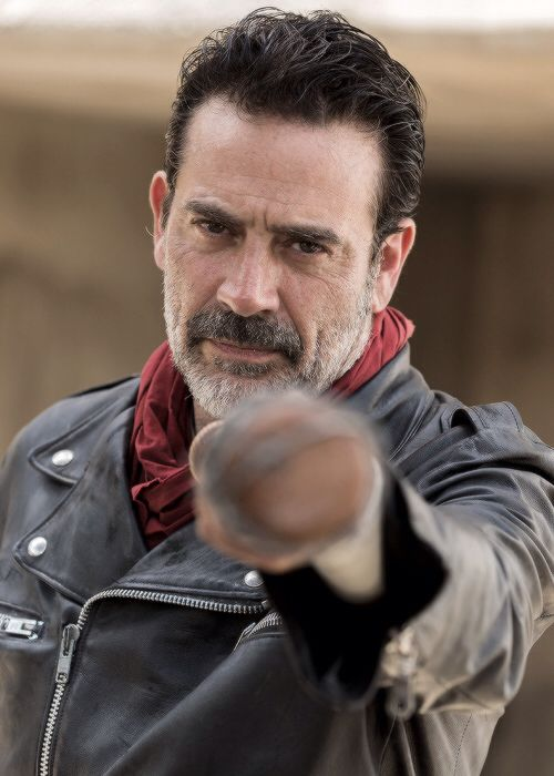 Negan (Jeffrey Dean Morgan) | The Walking Dead