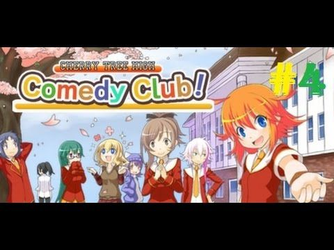Cherry Tree High Comedy Club - Stalker appears [S03E04]