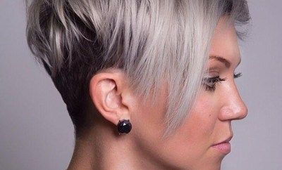 35 Short Hairstyles for Round Faces #Style #Faces #Short #Round – Hairstyles Fashion and Clothing