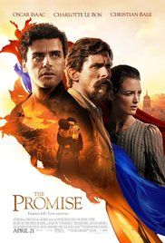 Set during the last days of the Ottoman Empire, The Promise follows a love triangle between Michael, a brilliant medical student, the beautiful and sophisticated Ana, and Chris - a renowned American journalist based in Paris.