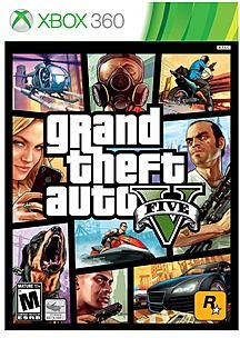 Rockstar Games Grand Theft Auto V for Xbox 360 - Movies Music & Gaming - Xbox 360 - Xbox 360 Games