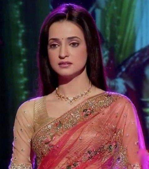Sanaya Irani in Beautiful Saree