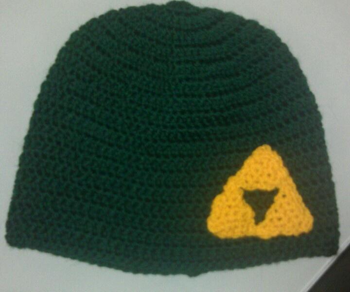 Zelda Hat Knitting Pattern : 17 Best images about Crochet - Geek on Pinterest Free ...