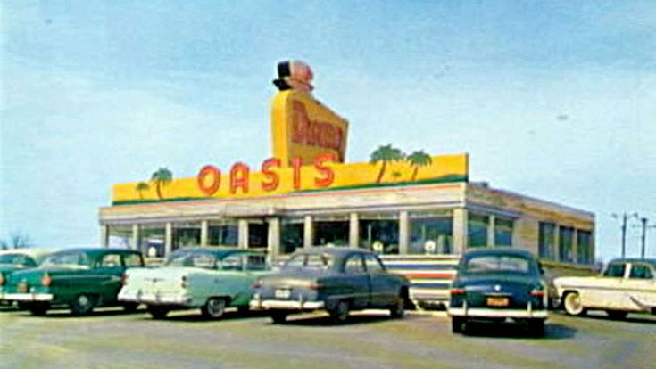 Oasis Diner – Plainfield Diner, National Road Diner, US 40 Diner