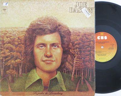 16 best joe dassin 33t albums compilations - Les jardins du luxembourg joe dassin ...