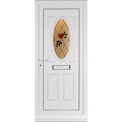 Truro - Front Door Resin Design Right Hand Hung - 920mm Wide