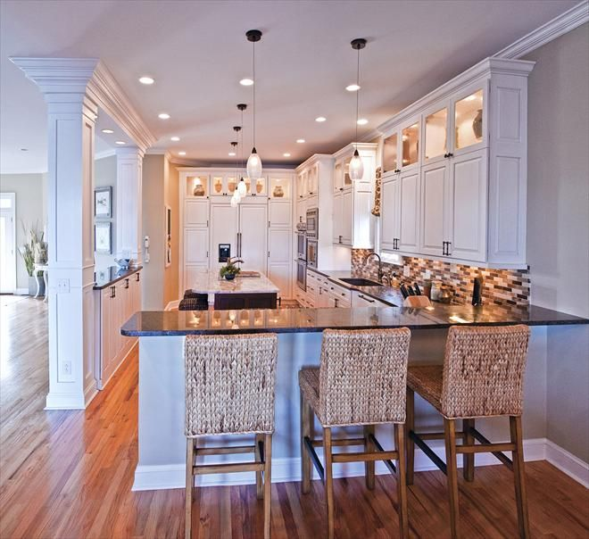 Kitchen Gallery Design: 25+ Best Ideas About Kitchen Design Gallery On Pinterest