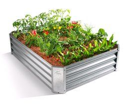 Adda Garden Bed   By Hills, Made With Galvanised Steel. Have Self Watering  Contained