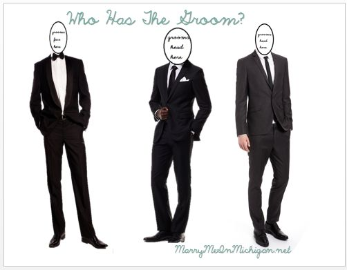 Terrible image within who has the groom printable