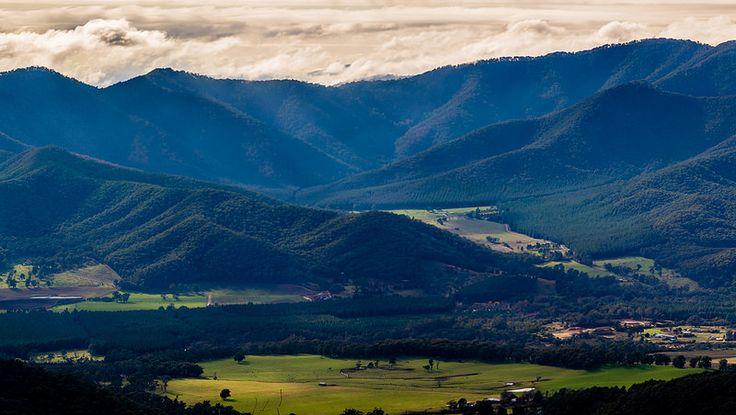 Mt. Buffalo Valley, #Victoria, #Australia #Melbourne