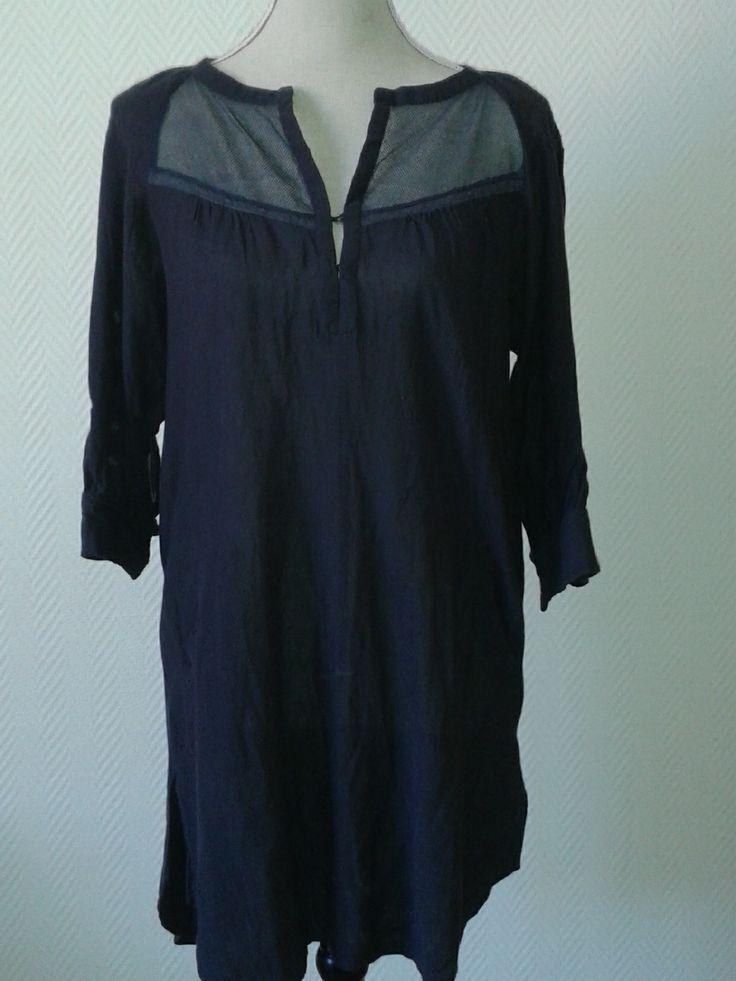 En härlig klänning med vacker brodyr på ryggen från Odd Molly