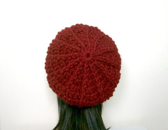 Hey, I found this really awesome Etsy listing at https://www.etsy.com/listing/194381757/crochet-beret-pattern-beret-hat-crochet