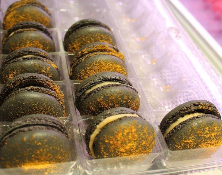 Savory Macarons