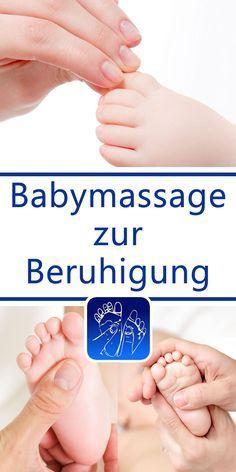 Beruhigungsmassage für dein Baby Lass dir diese Massageanleitung von unserer App für das iPhone und iPad (iOS) sowie für Android-Geräte vorlesen. Du kannst dich so vollständig deinem Baby widmen! 1. Auf den Rücken Lege dein Baby auf den Rücken. 2....